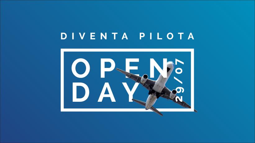 Open Day il 29 luglio!