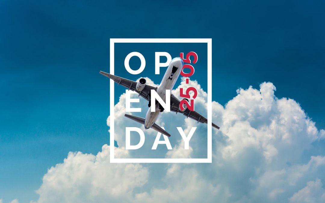 OPEN DAY 25 Maggio 2019